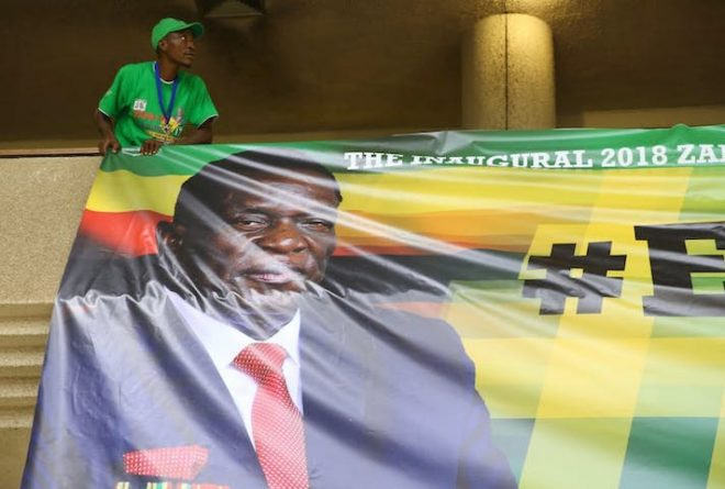 Mnangagwa's Zimbabwe inches forward – but where is it headed?