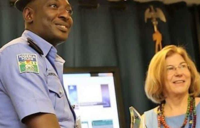 Meet Nigeria's incorruptible police officer, Julius Adedeji Adewale