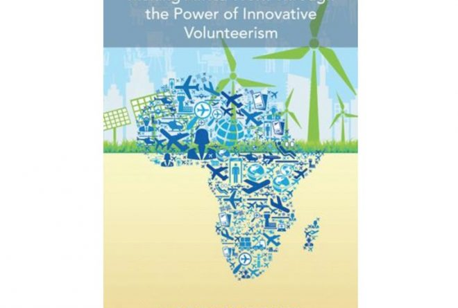Dr Richard Munang's new book, Making Africa Work through Power of Innovative Volunteerism, is published