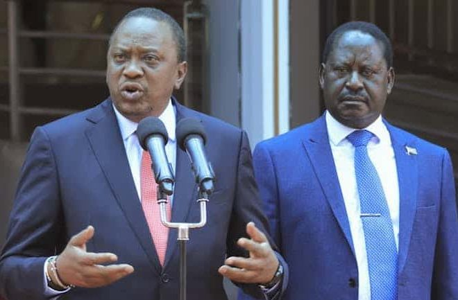 Rapprochement between two leaders isn't enough to fix Kenya's deep divisions