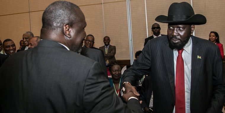 New hopes for South Sudan's peace process