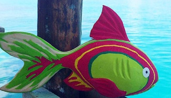 Ocean Sole is 'flipping the flop' by creating art from recycled flip flops