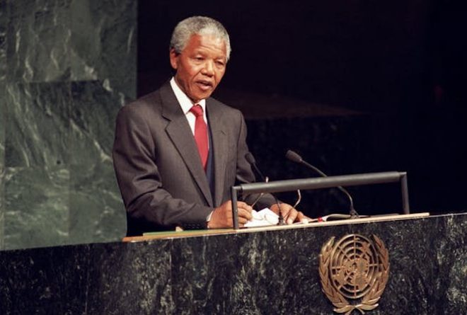 Mandela centenary: South Africans must not let trifles undermine his legacy