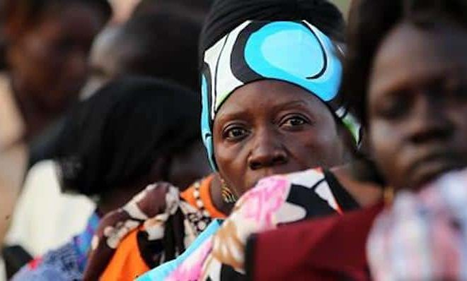 Sexual violence is off the charts in South Sudan – but a new female head chief could help bring change