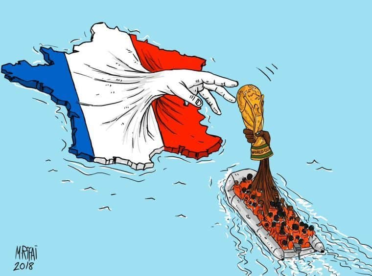 World Cup victory