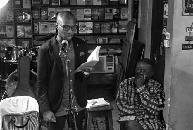Nigerian author Teju Cole gives intimate reading at Jazzhole