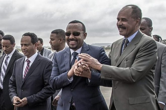 Ethiopia and Eritrea appoint ambassadors in more than two decades