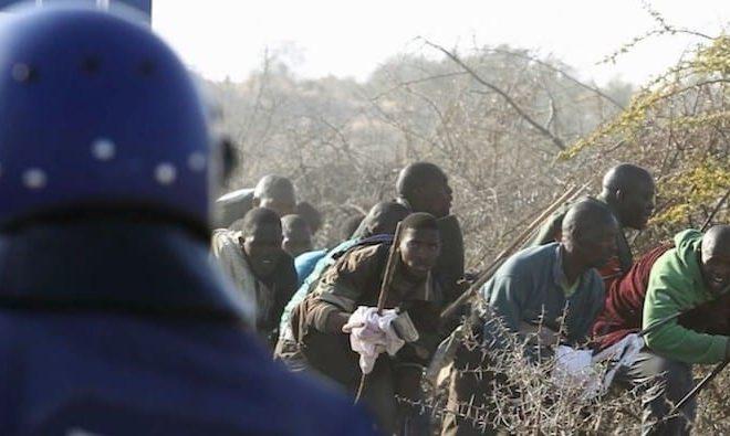 Marikana Scene 2 uncovered