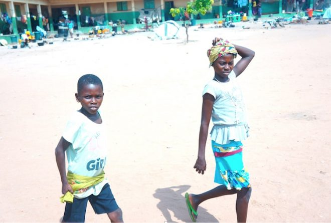Nigeria's IDP camps: where child marriages take place