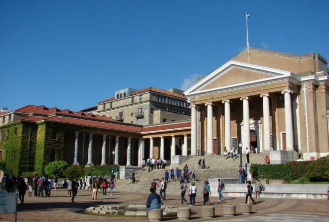 South African universities ranked best African institutions of higher learning