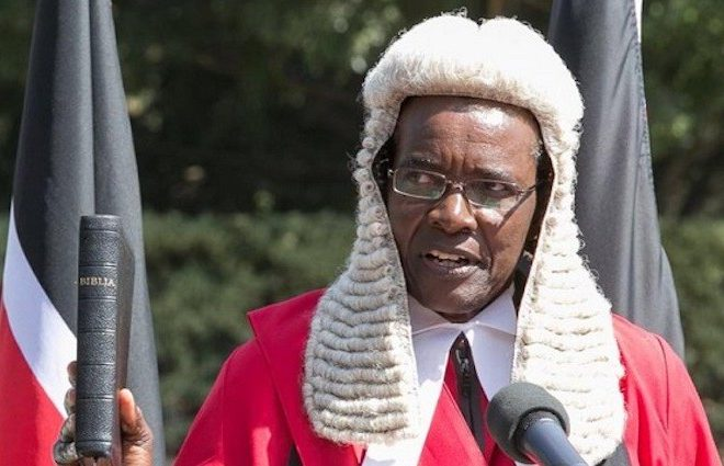 African judges wearing wigs a symbol of British colonialism? Julius Malema thinks so