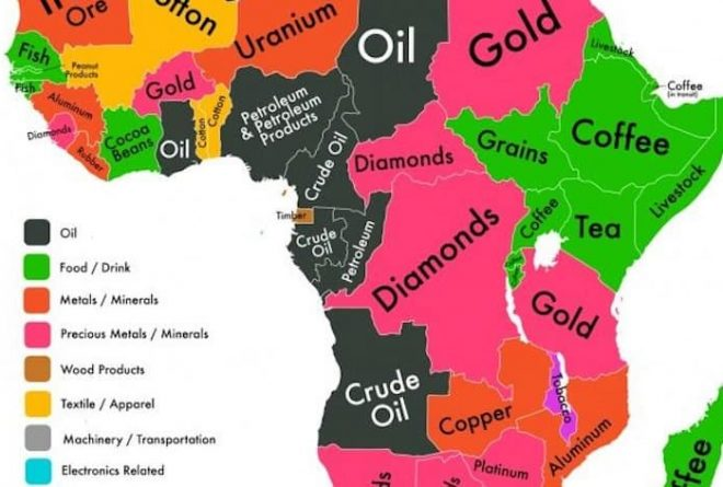 African leaders have signed our mining wealth away