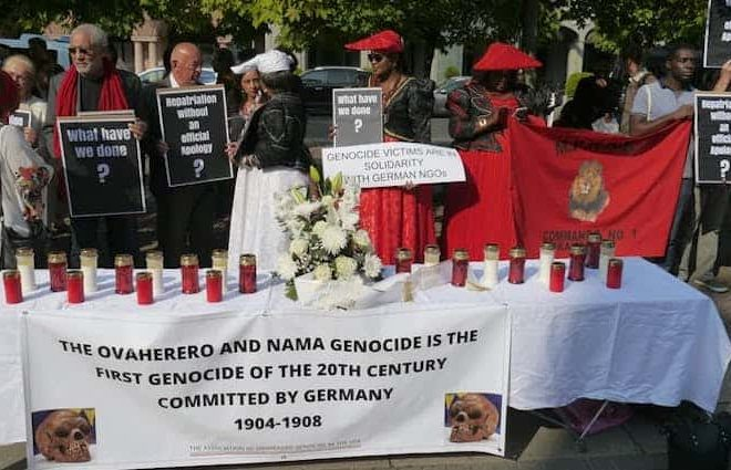 Namibian genocide victims' remains are home. But Germany still has work to do