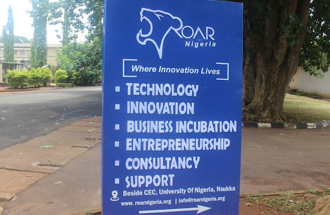 Roar Nigeria – a platform for students to develop apps that help meet local needs