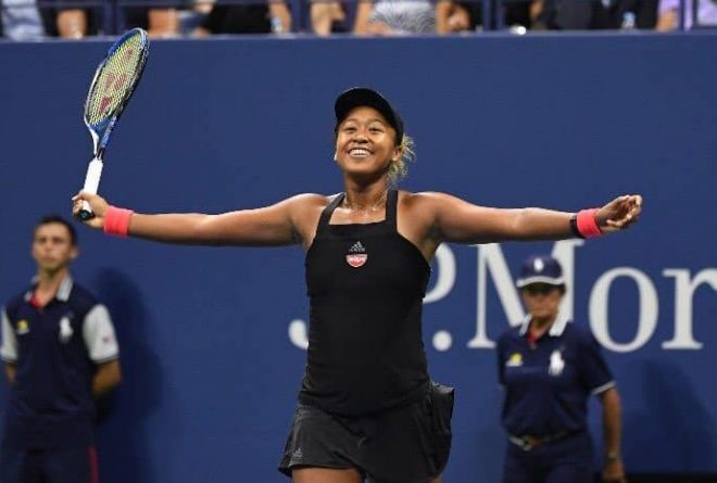 Is Naomi Osaka at the centre of another nationality claim?