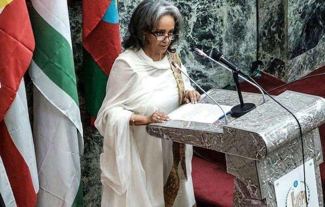 Ethiopia's new president prioritises peace and democracy