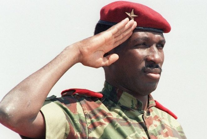 Remembering Thomas Sankara: An Upright Man in a Sinful World