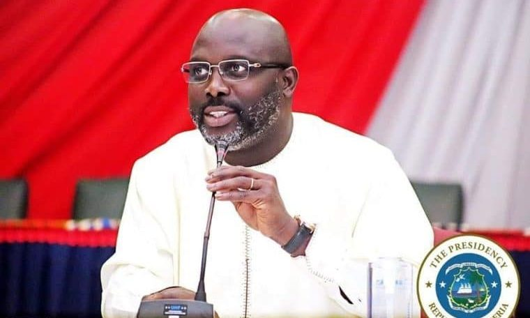 President George Weah declares free tuition for Liberian public universities