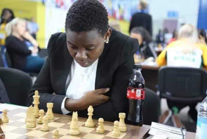 Uganda produces another Chess World Title holder in Gloria Nansubuga