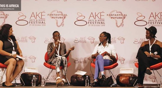 Ake Arts and Book Festival 2018: The Lagos Experience