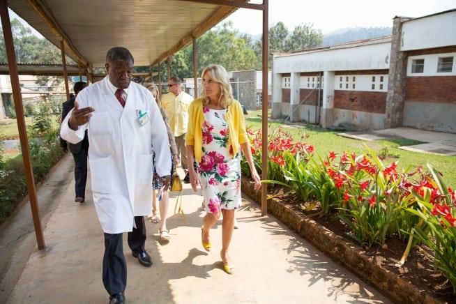 Meet: Nobel Prize winner and miracle doctor, Denis Mukwege