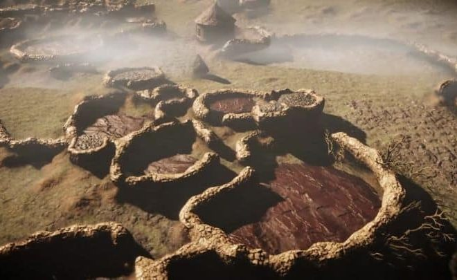 University of Witwatersrand has discovered a Tswana lost city
