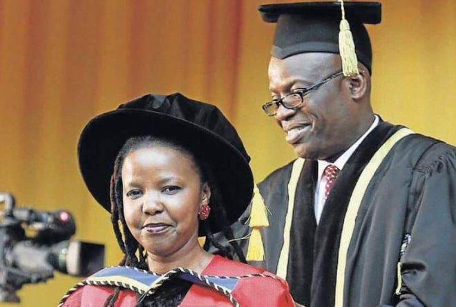 Nompumelelo Kapa, first academic to write thesis in isiXhosa in 102 years at Fort Hare