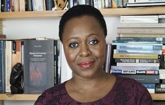 Meet Olivette Otele, the United Kingdom's first black female history professor