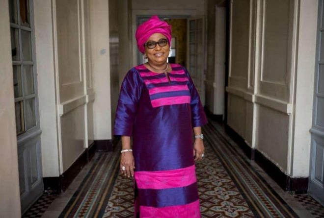 Soham El Wardini is Dakar's first post-independence female mayor