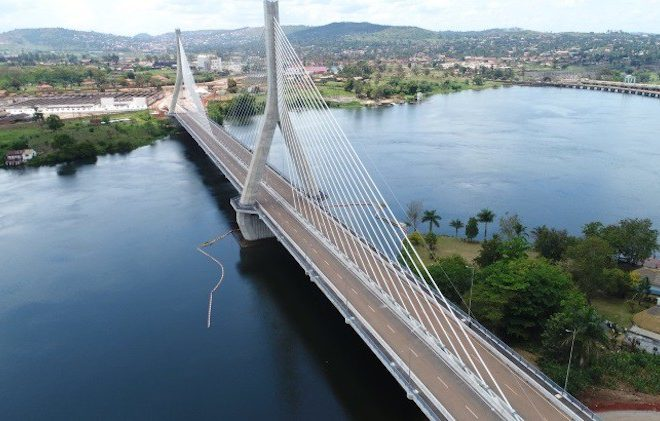 "Uganda Opens Africa's 5th largest bridge: ""Source of the Nile Bridge"""
