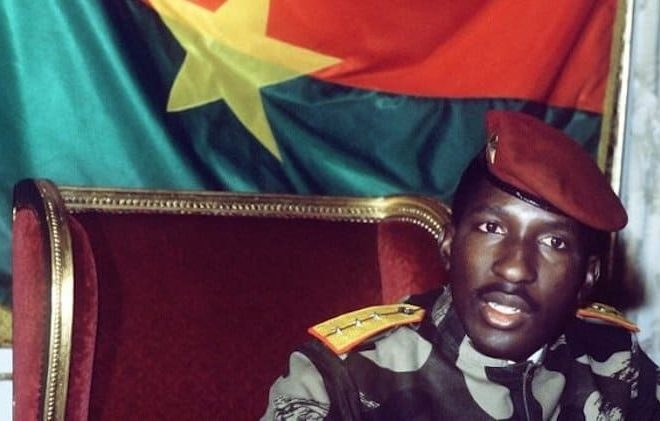 Thomas Sankara gets his first monument in Burkina Faso