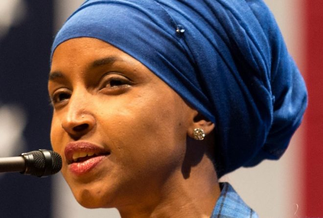 Democrat Ilhan Omar becomes first refugee and Somali-American elected to Congress