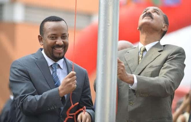 Sanctions are being lifted against Eritrea. Here's why