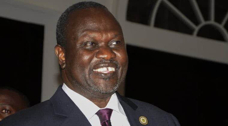 Machar's return signals a significant stage in South Sudan's peace process