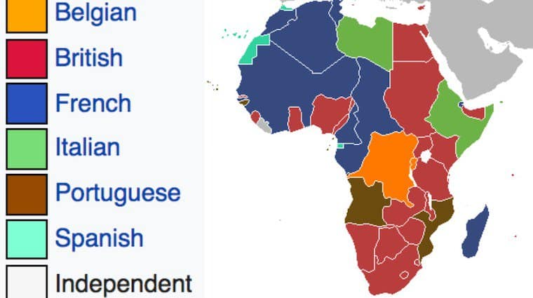 Map Of Africa After Berlin Conference Remembering the Berlin Conference, Africa needs to save herself