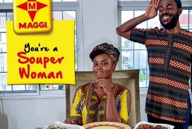 Maggi commercial raises questions on gender roles in Nigeria