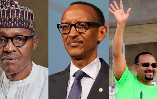 If you could trade your president for another African leader, who's your choice?