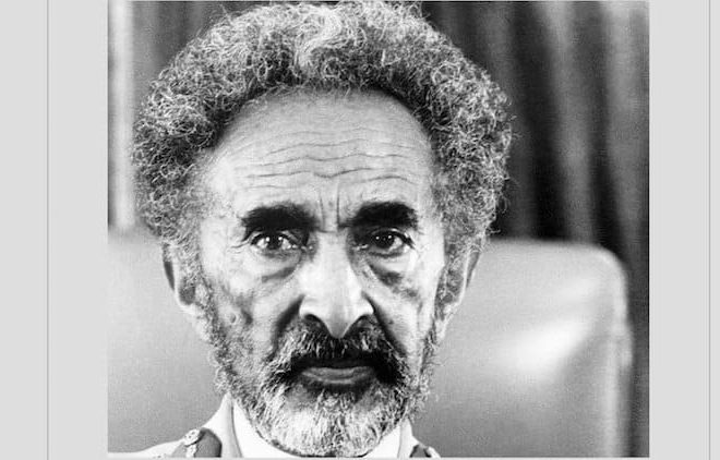 Look to the East: Haile Selassie and the Rastafari Movement