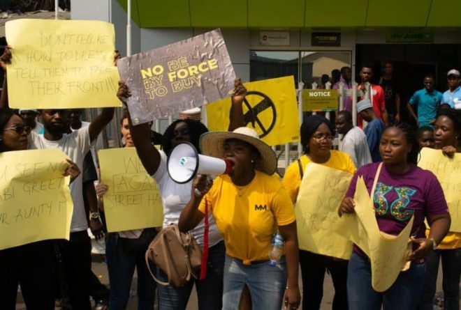 Nigerian women's battle against rape, sexual harassment and religion