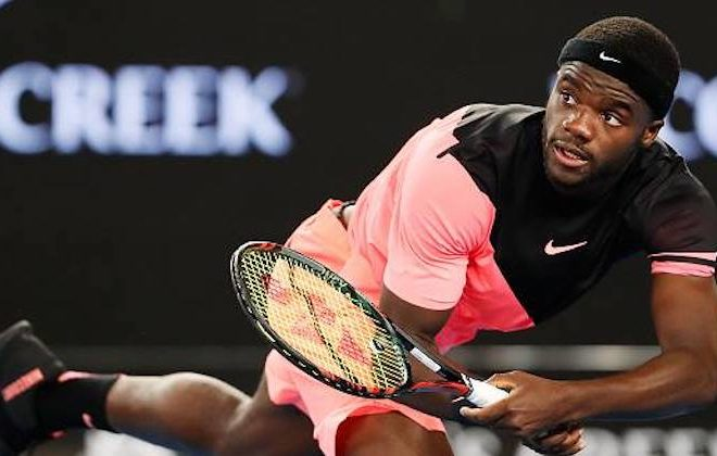 Meet 21 year-old rising US. tennis star with Sierra Leonean roots: Frances Tiafoe