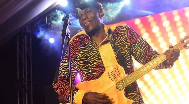 """Legendary Zimbabwean artist Oliver """"Tuku"""" Mtukudzi dies"""