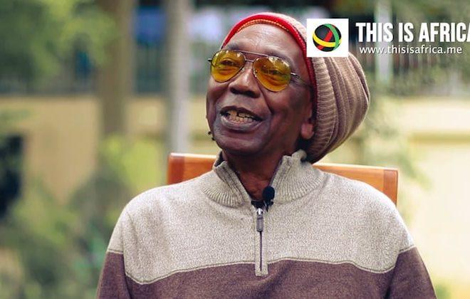 """VIDEO: Catching up with Zimbabwean music maestro Thomas """"Mukanya"""" Mapfumo"""