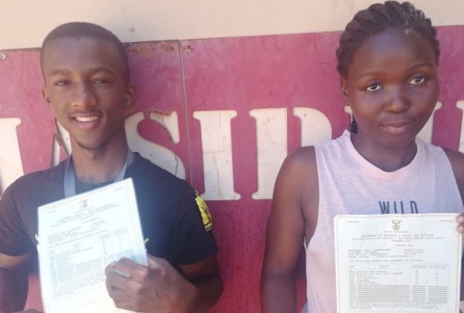 South Africa: From struggling in grade 10 to school's top student in matric