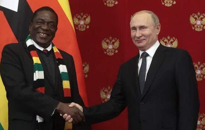 Fantasy that Mnangagwa would fix Zimbabwe now fully exposed