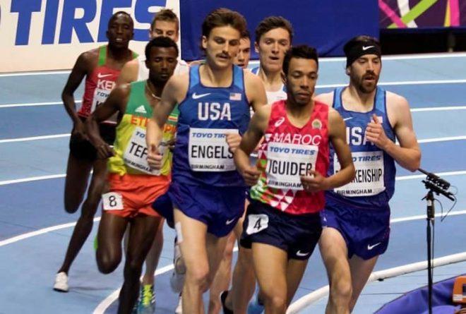 Ethiopian teenager breaks decades-old indoor 1500m world record