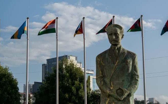 Emperor Haile Selassie statue joins list of Africa's troubled memorials