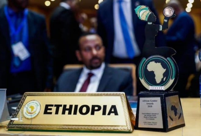 Ethiopian PM Abiy Ahmed Ali wins African Excellence Award for Gender