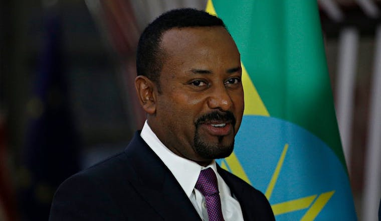 How change happened in Ethiopia: a review of how Abiy rose to power