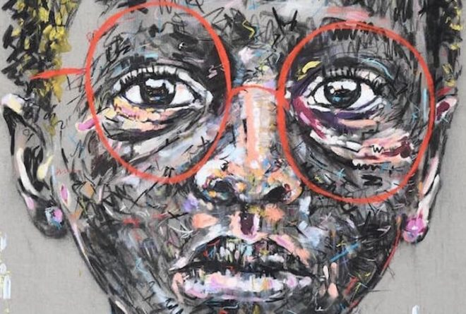 South Africa: Meet Nelson Makamo, whose remarkably striking artwork featured on Time Mag Cover