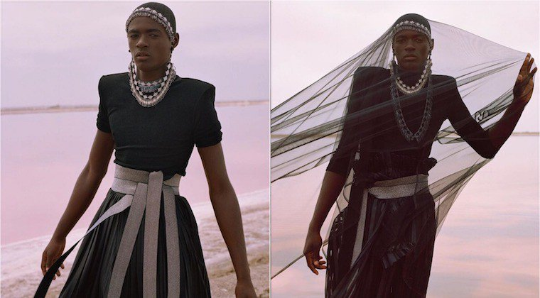 South African Designer Lukhanyo Mdingi Debuts At New York Fashion Week 2019 This Is Africa